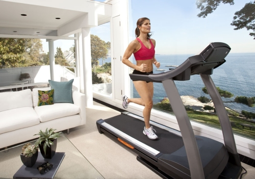 Goldfit Hire Treadmill at home