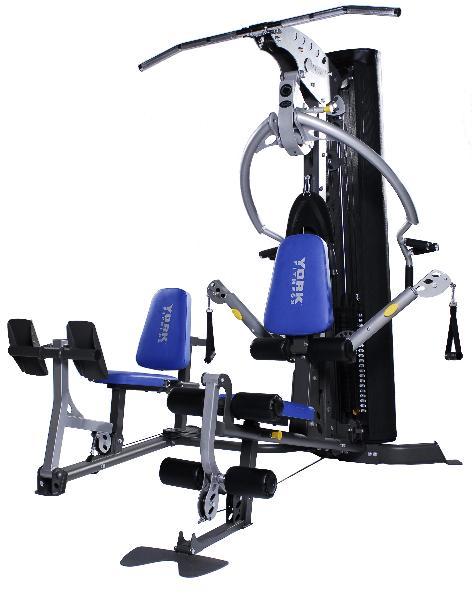 York g pro home gym